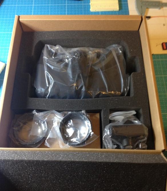 DK2 Packaging