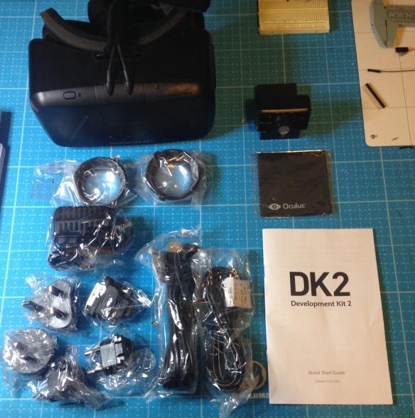 DK2 Contents