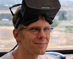 John Carmack, Oculus CTO