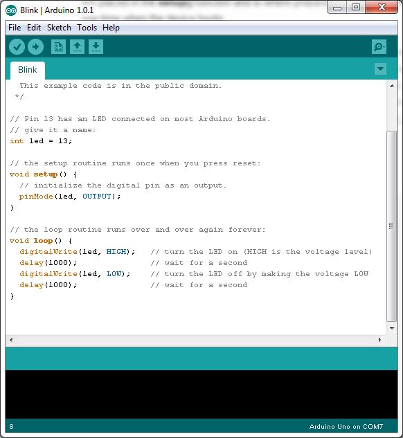 arduino_blink